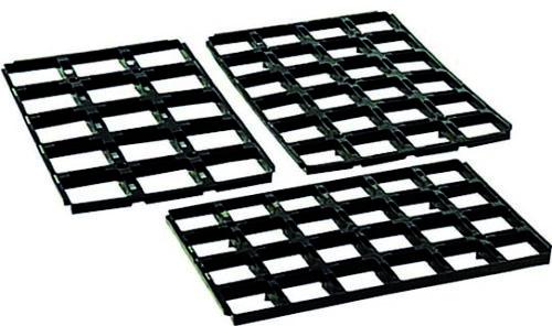 Pannelli portavasi per vasi quadrati