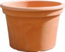 Vaso cilindro doppio bordo
