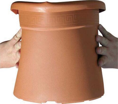 Vaso cilindro IMPERO alto morbido